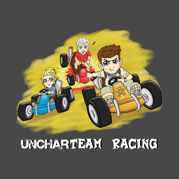 TeePublic: UncharTeam Racing