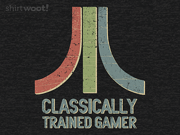 Woot!: Classically Trained Gamer