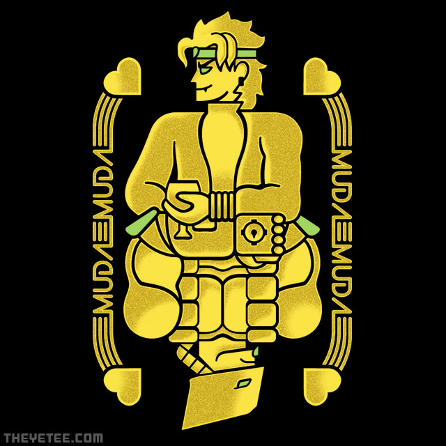 The Yetee: Dio Deck