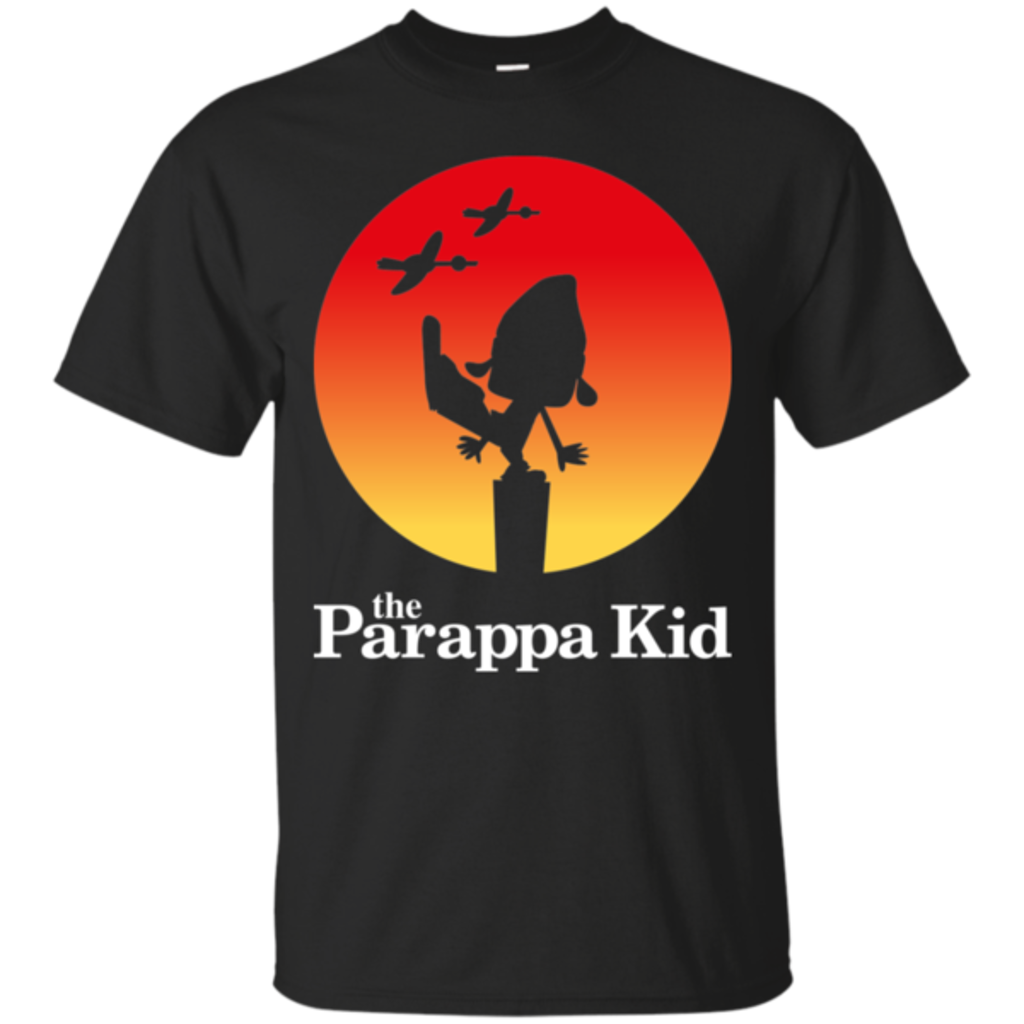 Pop-Up Tee: The Parappa Kid