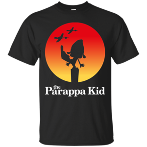 Pop-Up Tee: The Parappa Kid