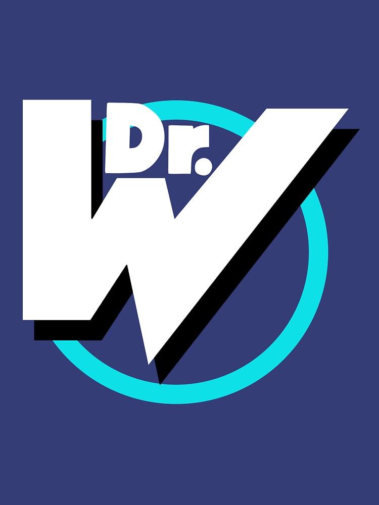 RedBubble: Dr. Wily Logo