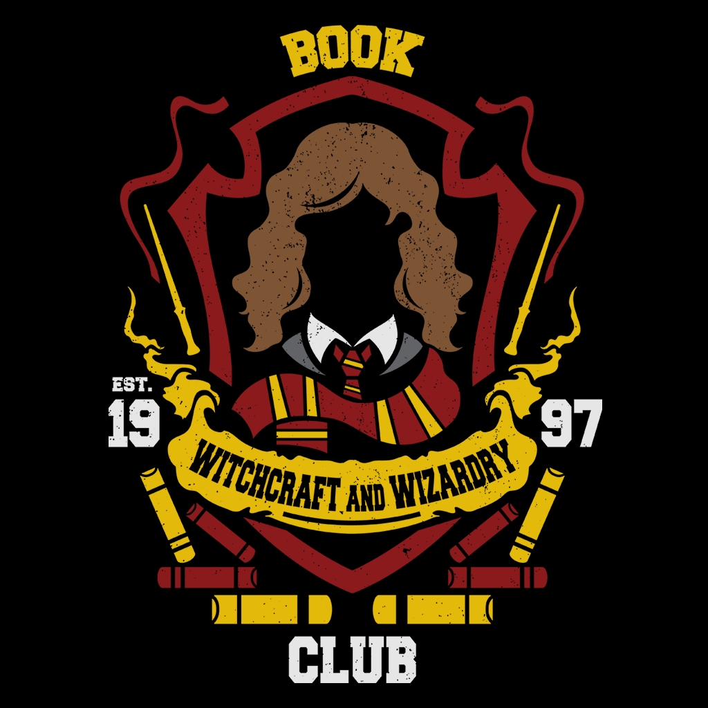 Pop-Up Tee: Book Club