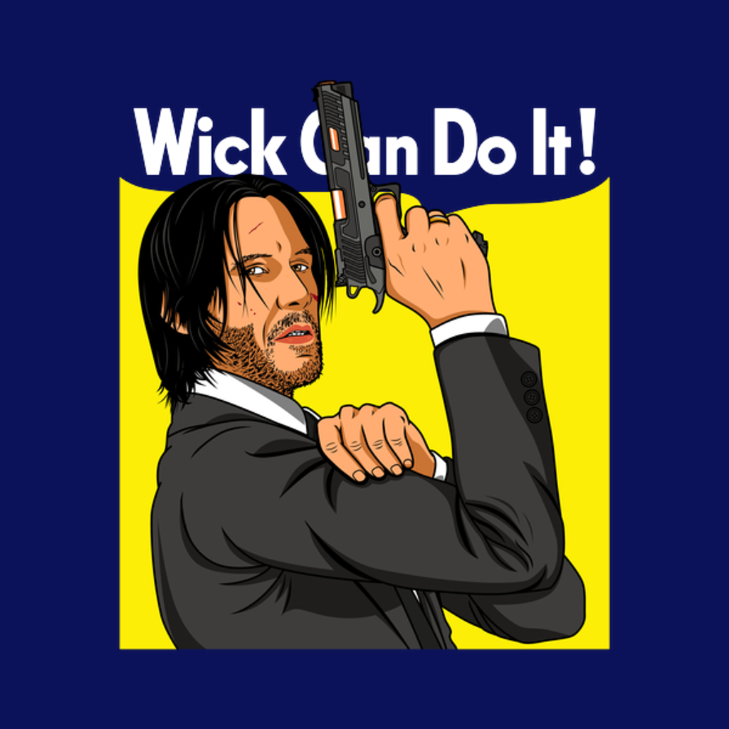 NeatoShop: Wick can do it!