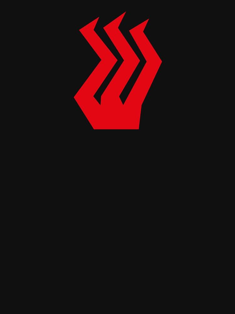 RedBubble: Tengil Red