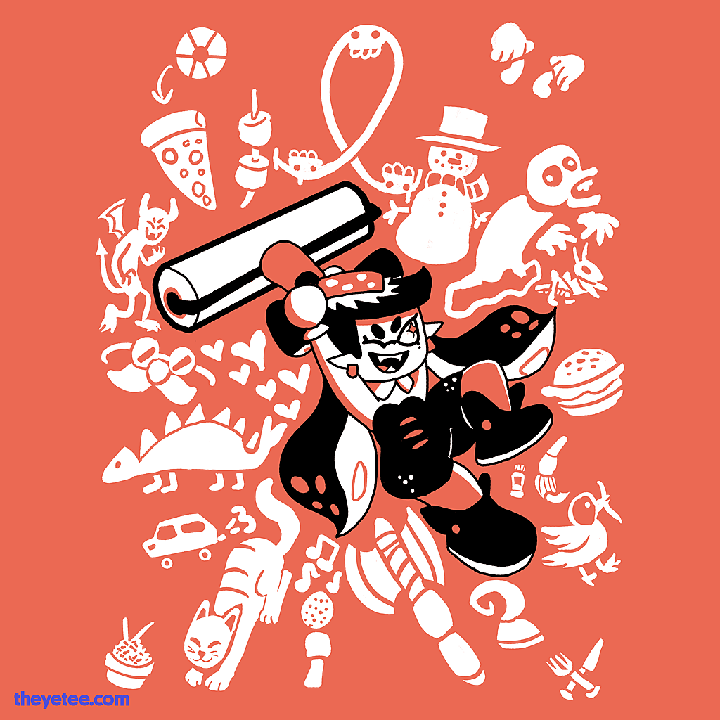 The Yetee: Agent Roller