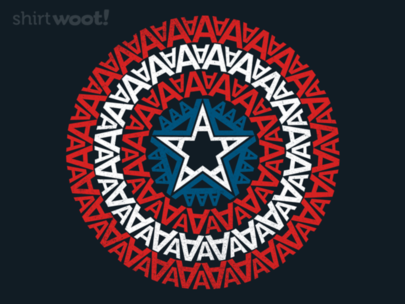 Woot!: A Is for America