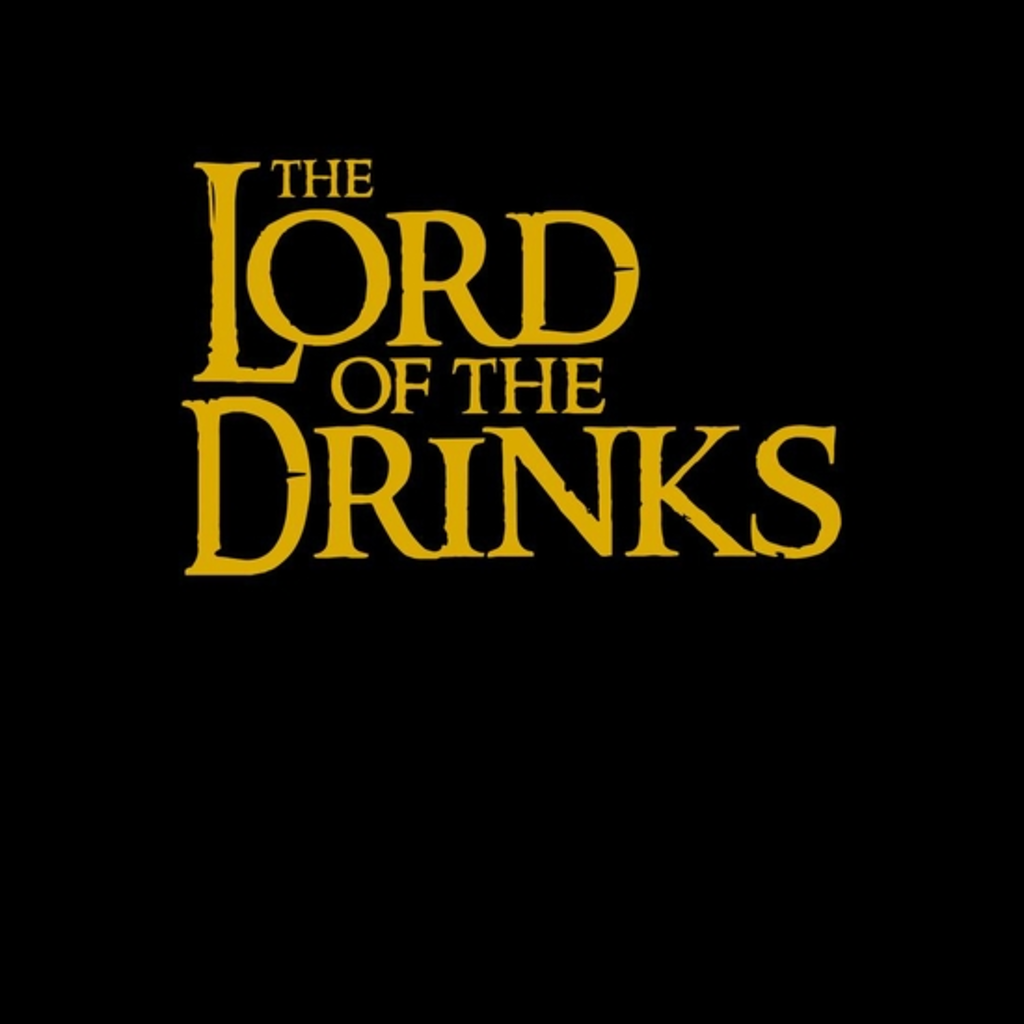 BustedTees: Lord of The Drinks