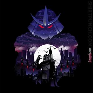 ShirtPunch: The Shredder Night