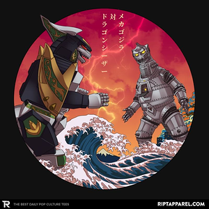 Ript: Mecha Battle in the Great Wave