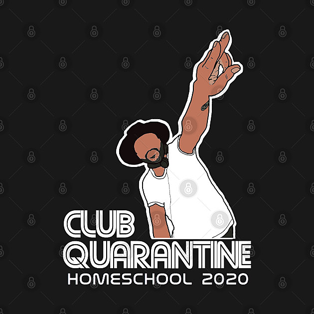 TeePublic: CLUB QUARANTINE