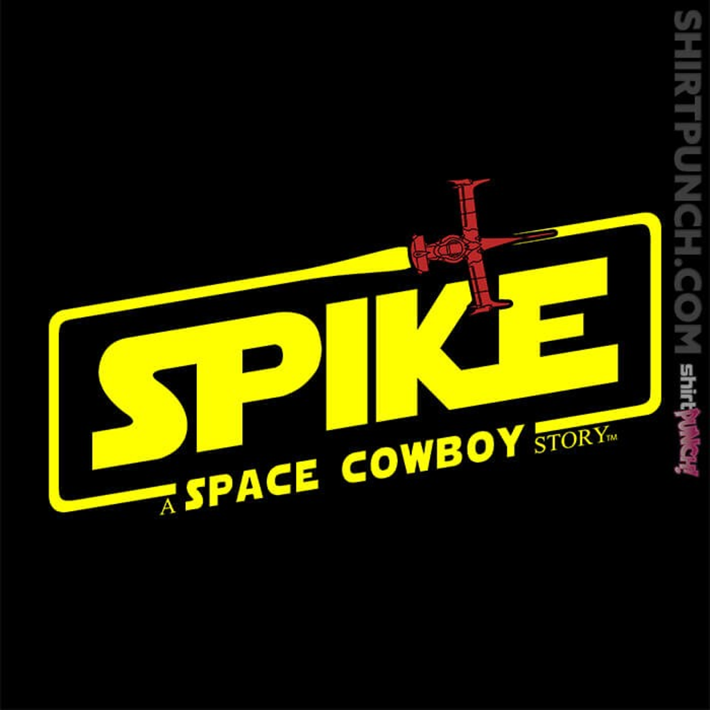 ShirtPunch: A Space Cowboy Story