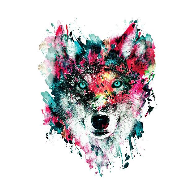 TeePublic: Wolf