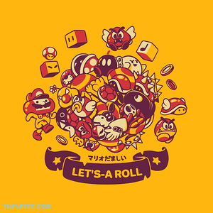 The Yetee: Katamario