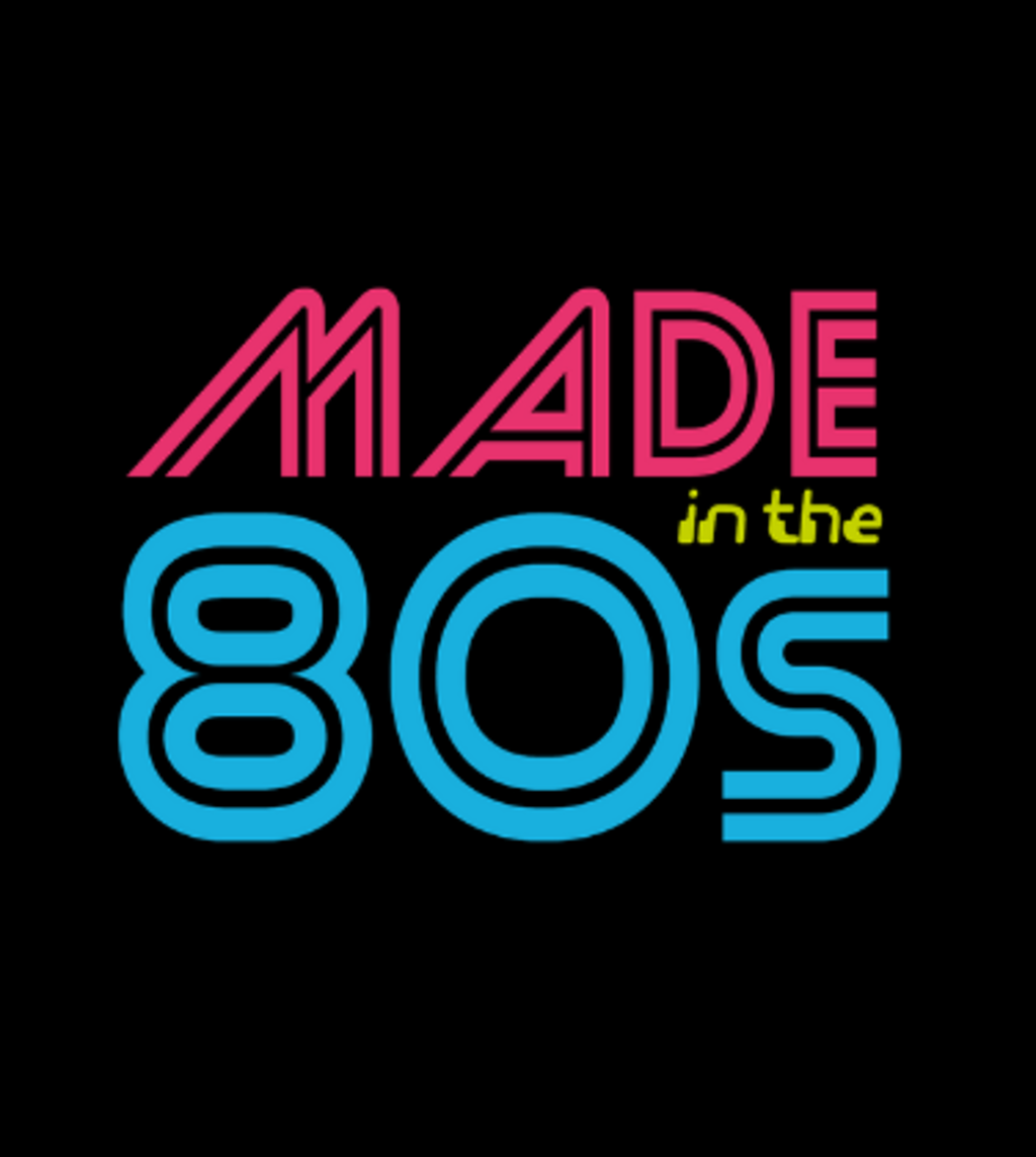 Shirt Battle: Made in the 80's