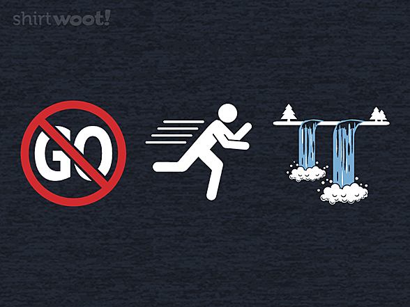 Woot!: Don't Go Chasing Waterfalls
