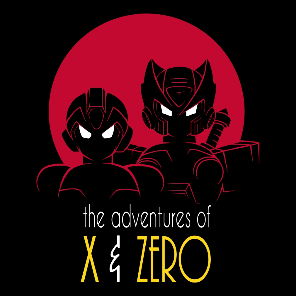 TeeTournament: The adventures of X & Zero
