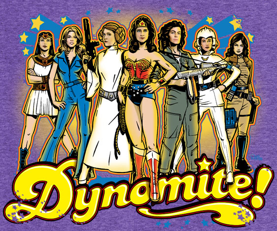 GraphicLab: Dynomite!