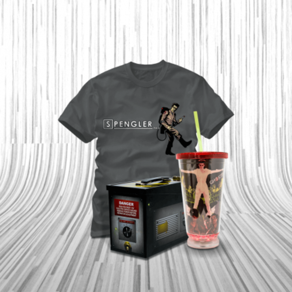 ShirtPunch: The Ghostbusters Bundle