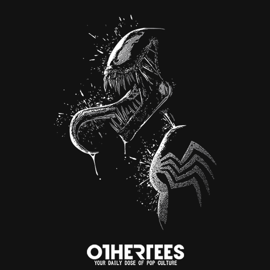 OtherTees: Spider Black