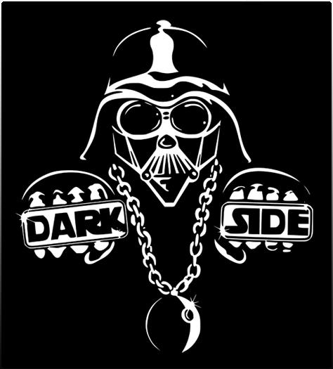 Shirt Battle: Dark Side Thug
