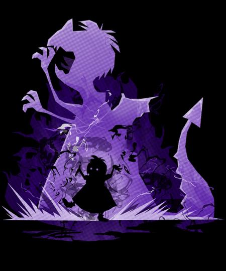 Qwertee: Bad Witch Dragon