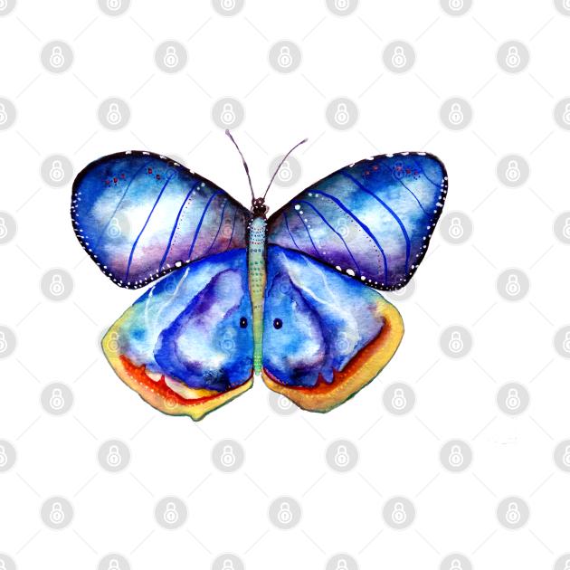 TeePublic: Buterfly