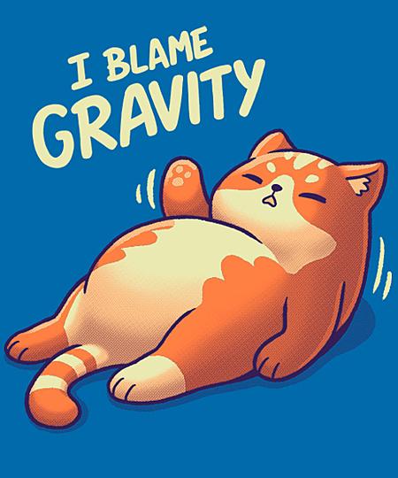 Qwertee: Gravity