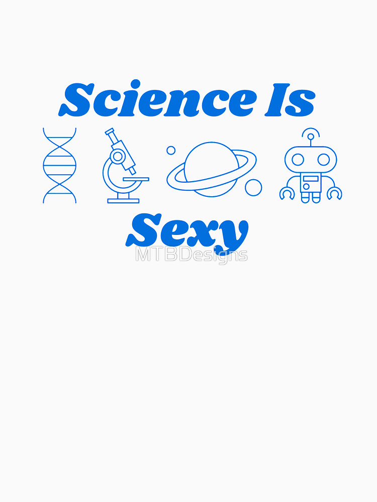 RedBubble: Science Is Sexy