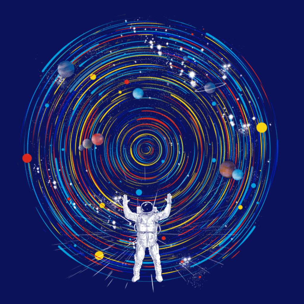 NeatoShop: space dj