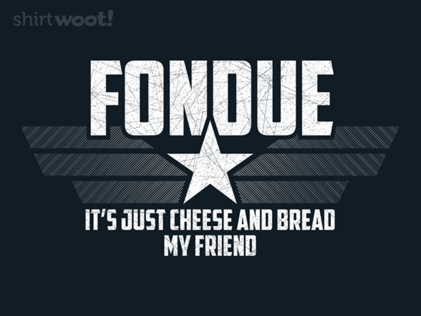 Woot!: Just Cheese And Bread