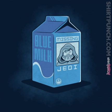 ShirtPunch: Have You Seen This Jedi
