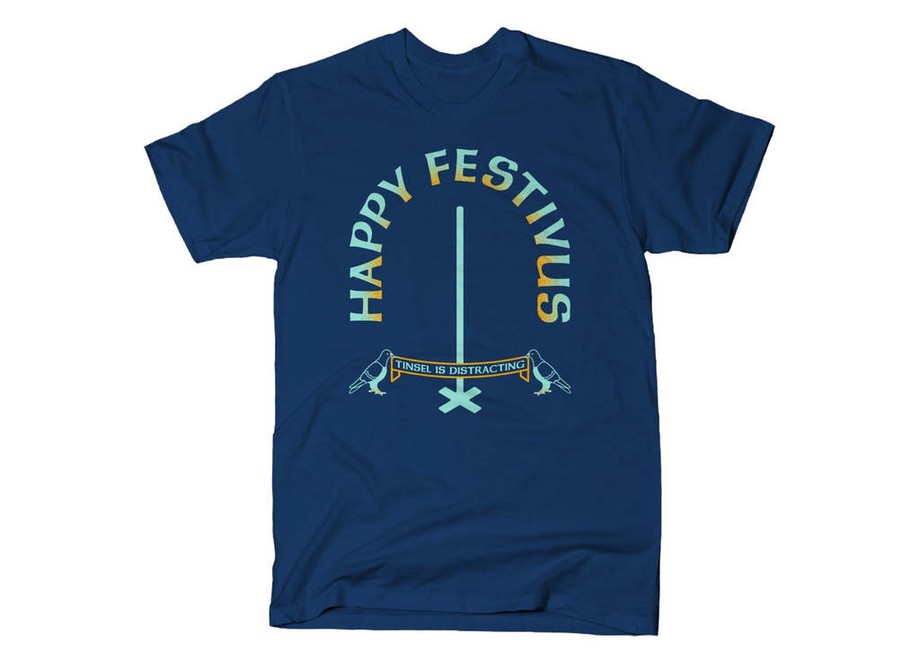 SnorgTees: Happy Festivus