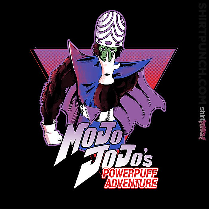 ShirtPunch: Mojo Jojo's Adventure
