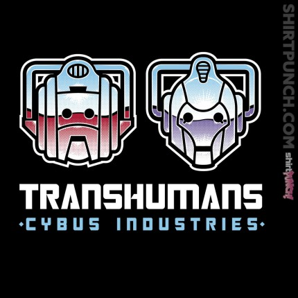 ShirtPunch: Transhumans