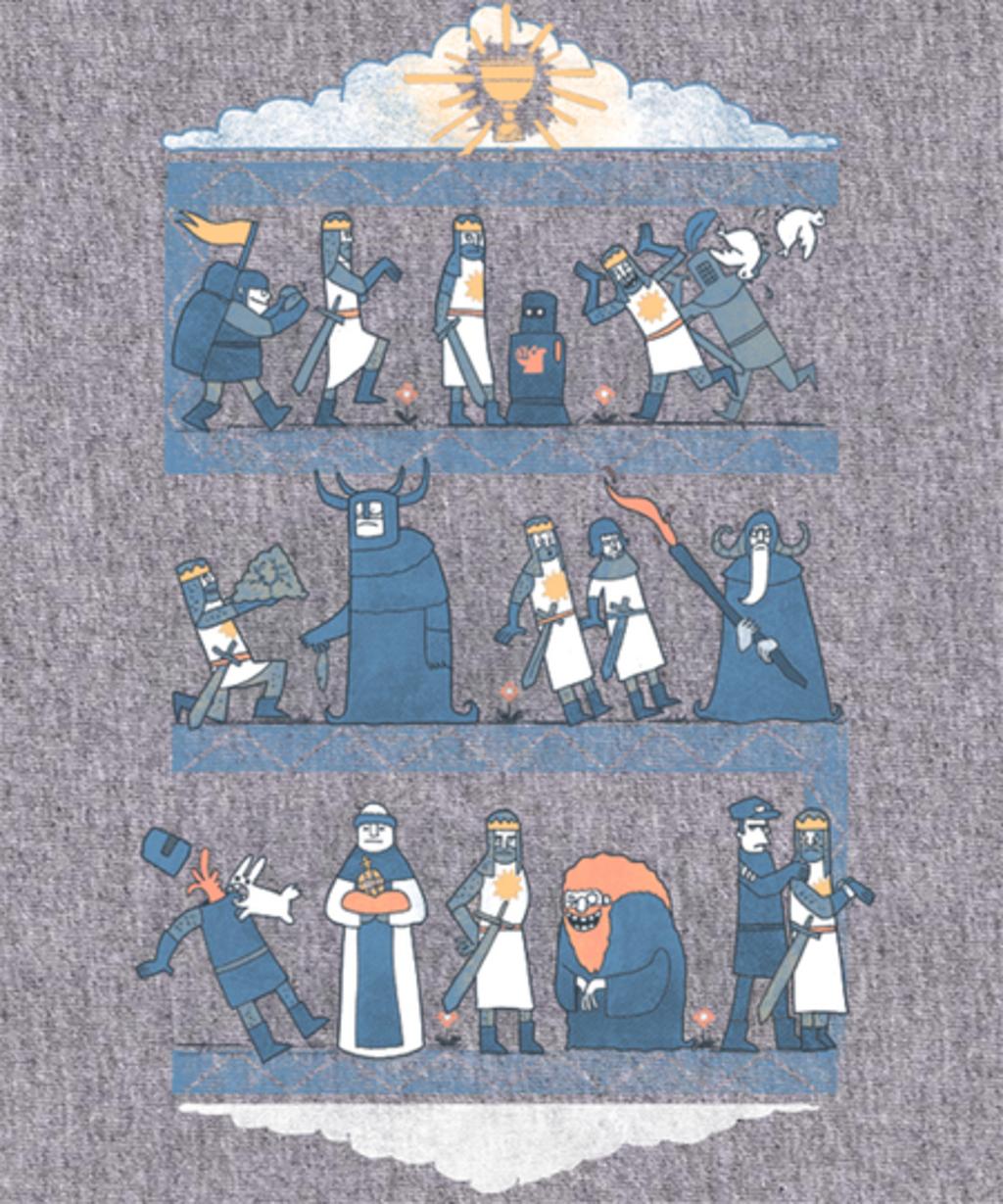 Qwertee: Tapestry of Aaarrrggghhh