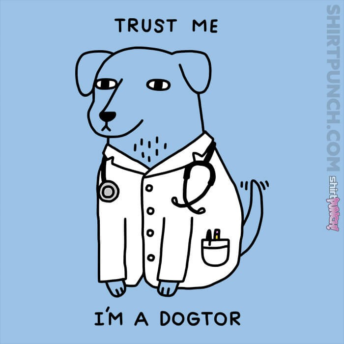 ShirtPunch: Dogtor