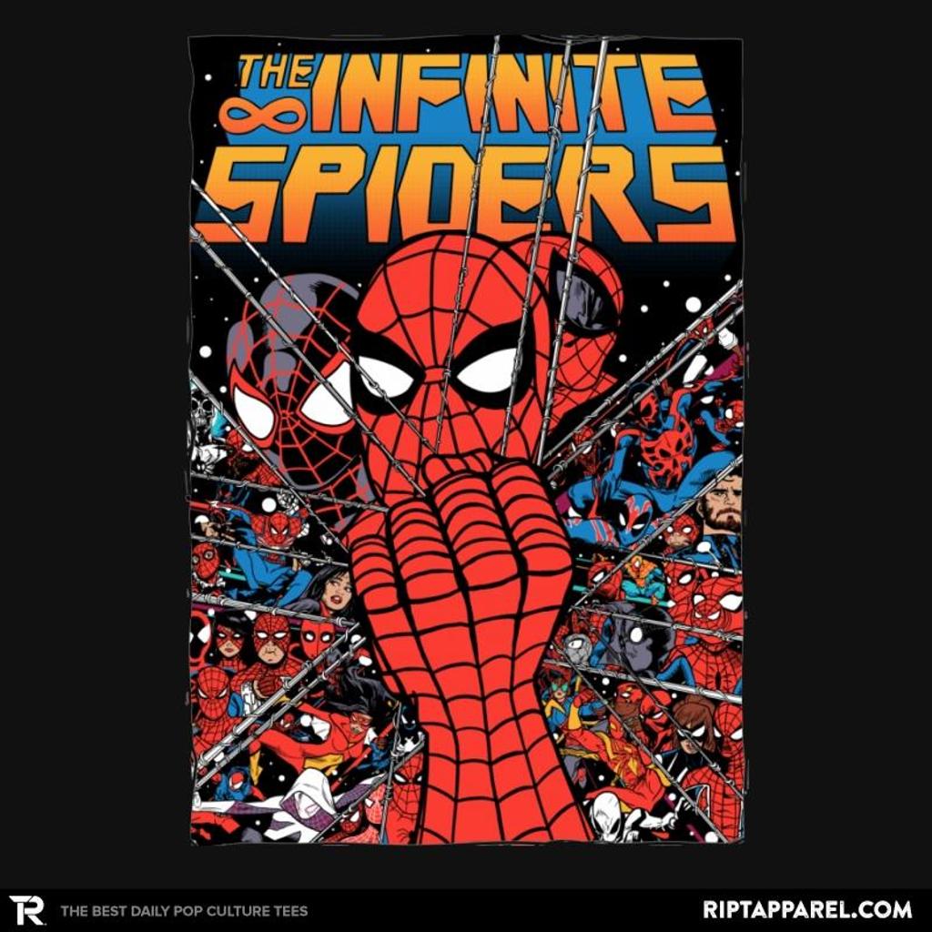 Ript: Infinity Spiders