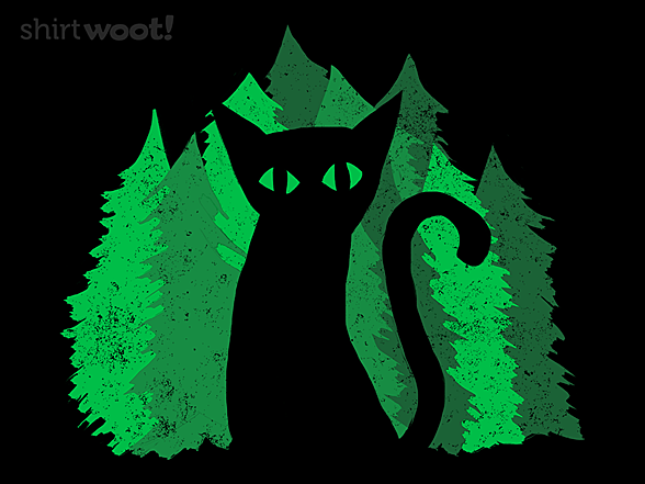 Woot!: Black Cat Forest