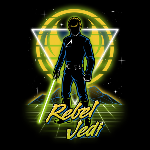 NeatoShop: Retro Rebel Jedi