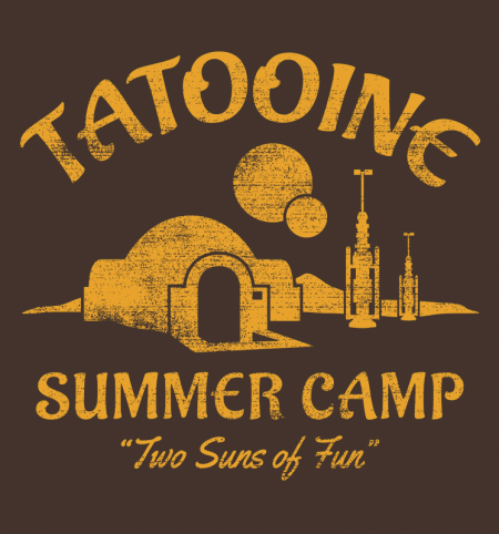 BustedTees: Two Suns of Fun
