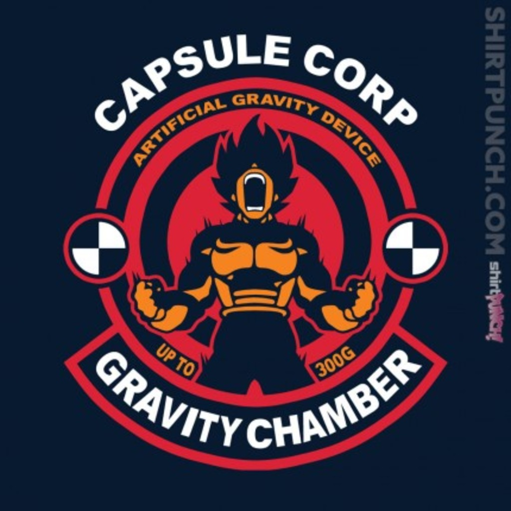 ShirtPunch: Gravity Chamber