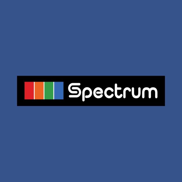 TeePublic: Spectrum Logo