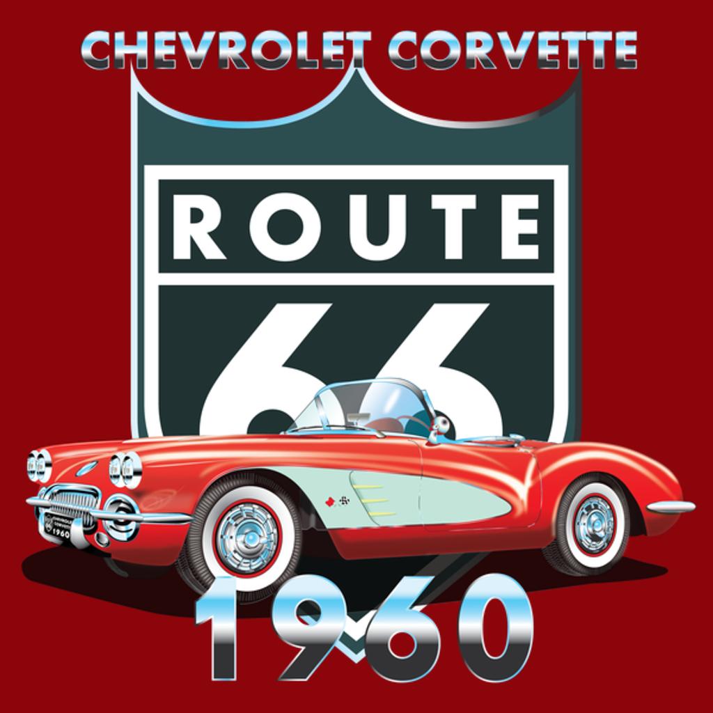 NeatoShop: CHEVROLET CORVETTE 1960