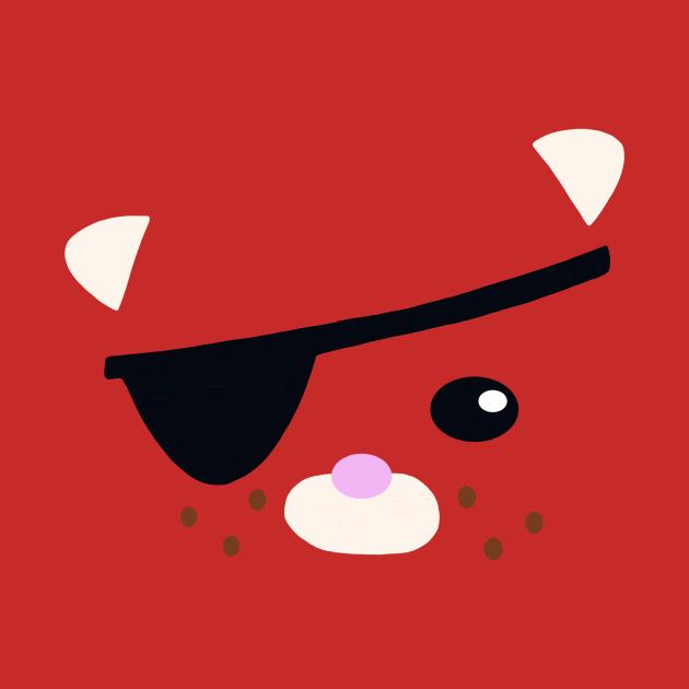TeePublic: Cat Pirate
