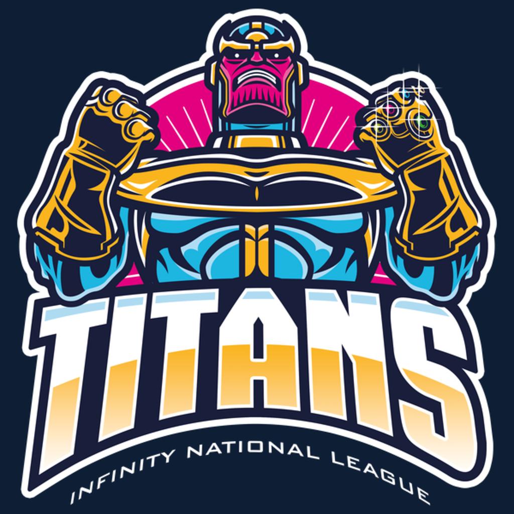 NeatoShop: Titans INL
