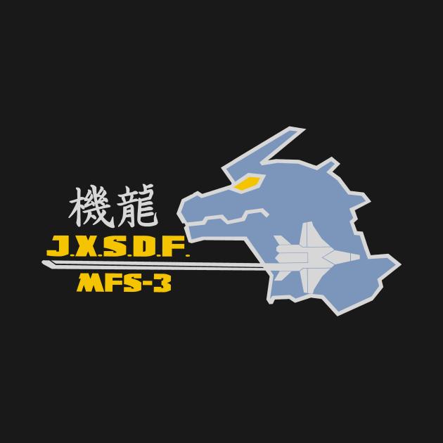 TeePublic: JXSDF Kiryu Flight and Ground Crew