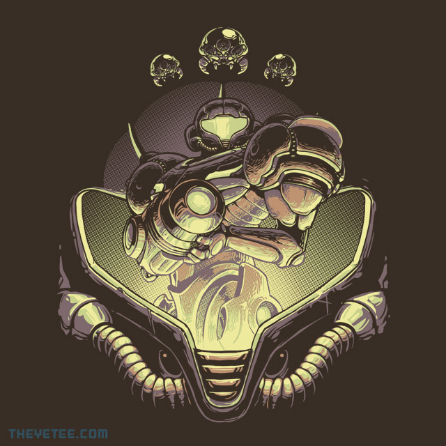 The Yetee: Metro Power Suit