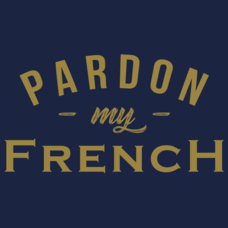 Textual Tees: Pardon My French