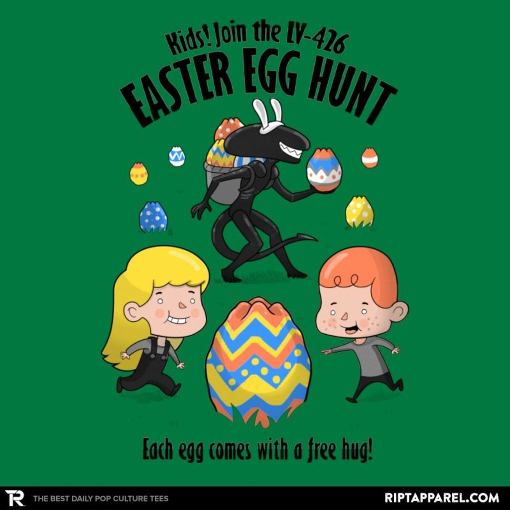 Ript: A Xenomorph Easter Special